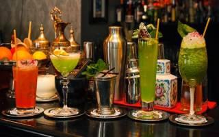 Пять коктейлей в ирландском стиле, Кухня, Аргументы и Факты
