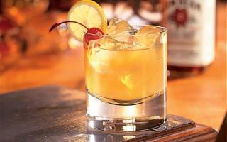 3 рецепта коктейля «Сауэр»: состав и приготовление дома