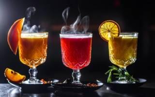 Горячие безалкогольные коктейли, чтобы согреться: 9 рецептов