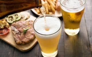 Как подобрать еду к пиву