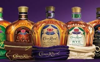 Канадский виски «Crown Royal»: отзывы, обзор, история