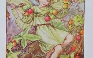 Сесиль Мэри Баркер и ее Феи цветов, Журнал Ярмарки Мастеров