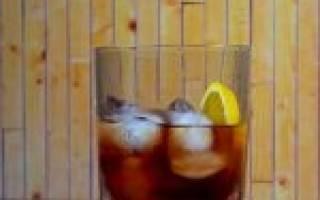Коктейль Негрони – рецепт, пропорции и приготовление