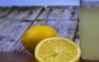 Как пить Лимончелло в чистом виде и рецепты коктейлей
