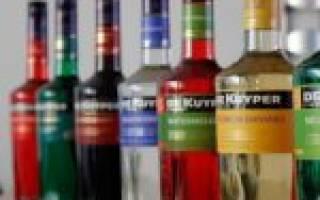 Ликер Де Кайпер (De Kuyper): история и ассортимент марки