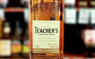 Виски Тичерс (Teacher s): история, обзор вкуса и видов