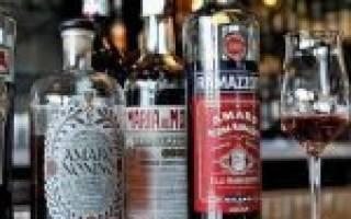 Ликеры Амаро: понятие, виды, культура пития и коктейли