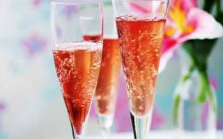 Коктейль Кир Рояль — рецепт коктейля из шампанского и ликера – состав и самостоятельное приготовление