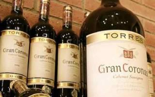 Обзор вина Torres
