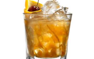 Классический рецепт и состав приготовления коктейля — Олд Фэшн