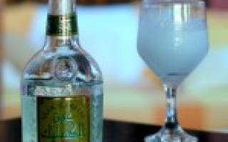 Напиток «Арак» – понятие, история, культура употребления