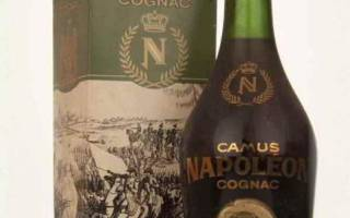 Наполеон (коньяк): отзывы