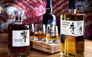 Японский виски: обзор 10 популярных марок