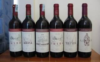 Вино Эшера — цена, технология производства, история