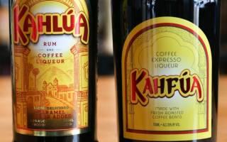 Кофейный ликер Калуа