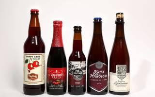 Что такое пиво в стиле kriek? Крик