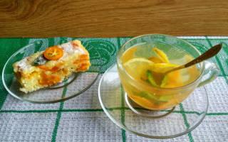 Чай с кумкватами — диетический рецепт