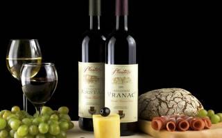 Вино Вранац: история коротко, как делают и производители
