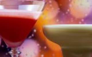 Простые коктейли с ликером – топ 10 рецептов