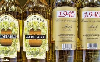 Пять типичных напитков Валенсии