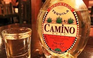 Текила Камино Реал (Camino Real) – описание, виды, история
