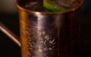 Рецепт коктейля «Фантастический Джин Джин» 2019 — Еда — Nc to do