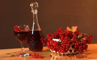 Вино из калины в домашних условиях 2 простых рецепта