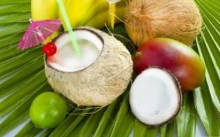 Коктейль Gandhi Добрый кокос