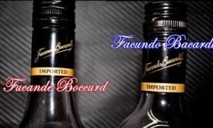 Как отличить подделку рома Bacardi (Бакарди) от оригинала