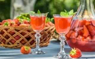 Клубничный ликер — рецепты в домашних условиях на водке, на спирту и самогоне