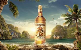 Ром Капитан Морган: обзор, история, с чем и как пить 5 рецептов коктейлей