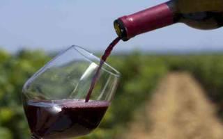 Обзор марок и видов вин Македонии