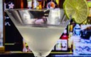 Коктейль Гимлет (Буравчик): рецепт, состав, пропорции, история