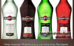 Из чего делают мартини: состав, технология производства и разновидности