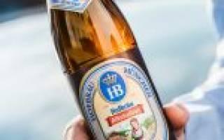 Пиво Хофброй (Hofbräu): описание, история и виды марки