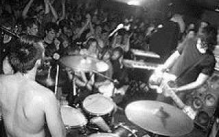Смерть от Above (группа) — Death from Above (band)
