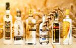 Обзор и классификация украинской водки