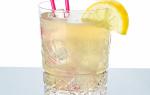 Коктейль The Gin Daisy Cocktail–классический вкус