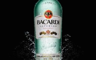 Белый ром Бакарди и его особенности видео, Наливали