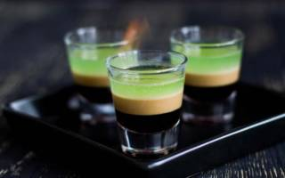 Рецепт приготовления коктейля Б 53