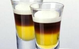 Galliano hot shot Cocktail Recipe