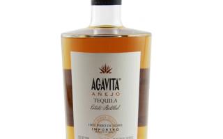 Текила «Agavita» (Агавита): описание, отзывы и стоимость