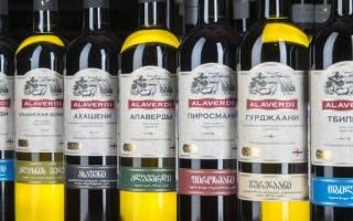 Обзор вина Алаверди