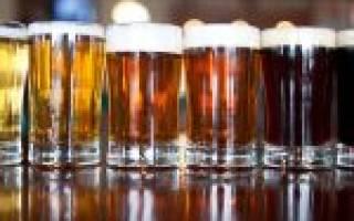 Стили пива по классификации BJCP: таблица и описание