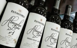 Обзор линейки «Авторское вино» от Фанагории от блога Такое Вино