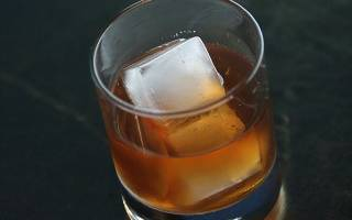 Old-Fashioned — Science Of Drink