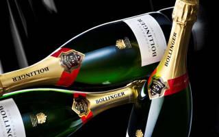 Шампанское Боланже (Bollinger): обзор вкуса и видов