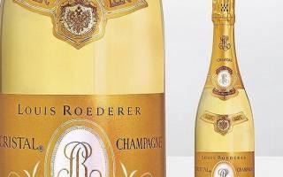 Кристалл» — шампанское настоящих гурманов