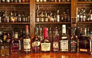 Американское виски