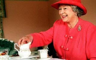 Пятичасовой чай в Англии (Английское чаепитие)